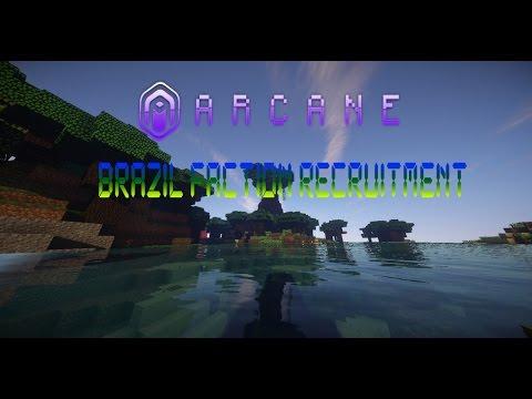 Arcane Faction Recruitment [Brazil] (Open) Read Description