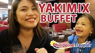Yakimix Buffet, your go-to Sushi Restaurant in Davao City!