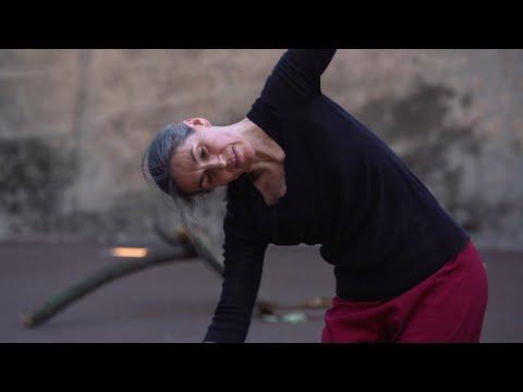 Claire Filmon - Simone Forti's Striding Crawling - Séoul - 2019