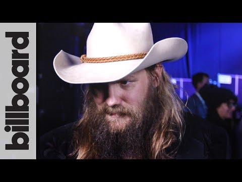 Chris Stapleton Reacts to Winning Male Vocalist & Song of the Year  CMAs 2018