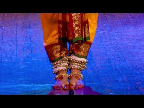 Shuddha Nrittam by Harinie Jeevitha - Sridevi Nrithyalaya - Bharathanatyam Dance