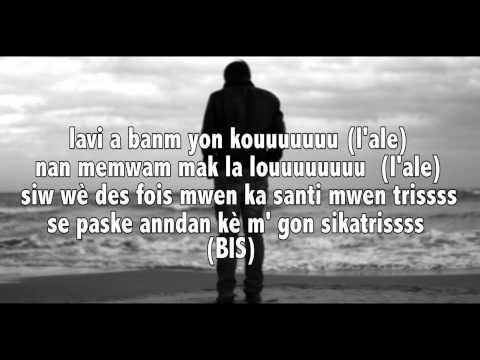 BAKY feat T-Jo Zenni - Sikatris (Lyrics video)