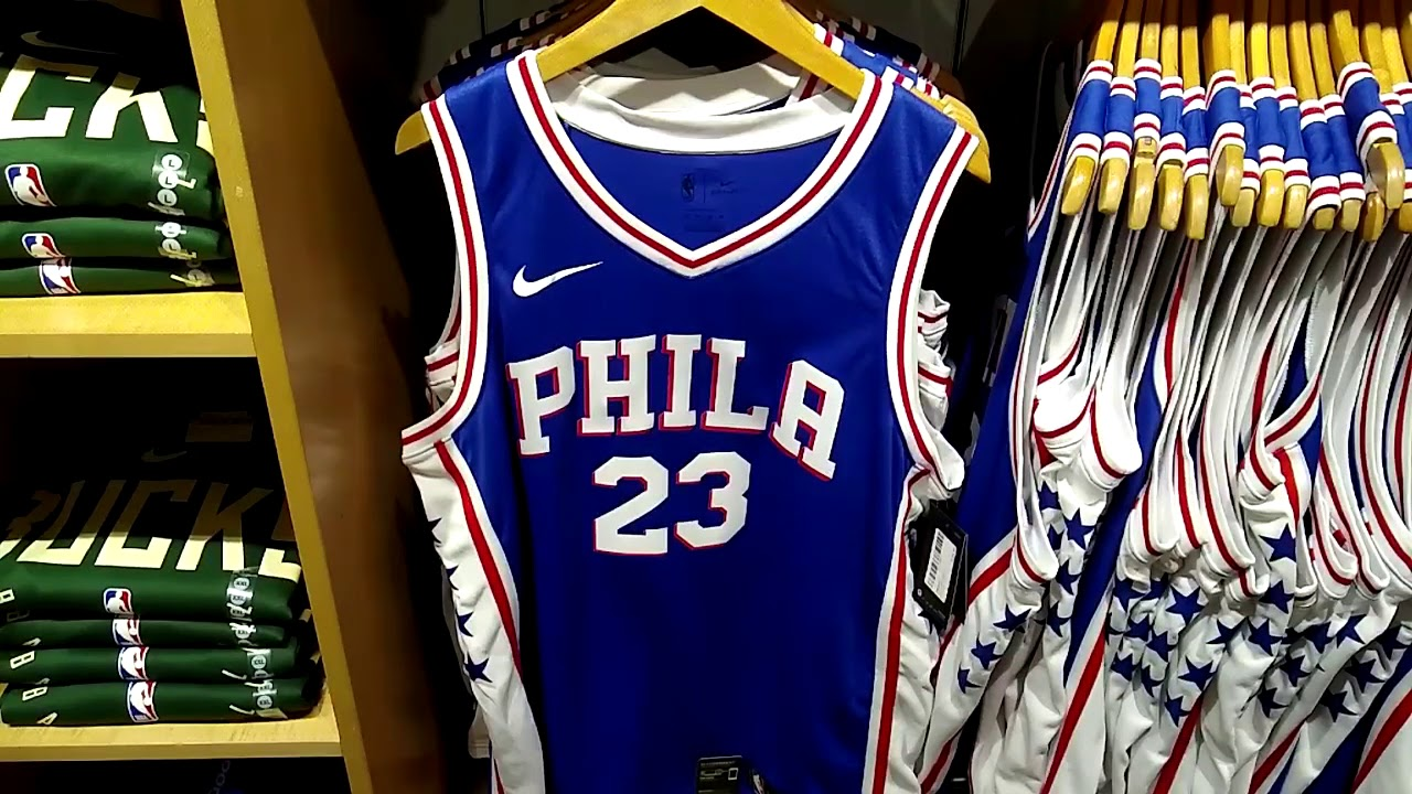 new concept c7635 538be Philadelphia Sixers Jimmy Butler Jersey, hat and socks