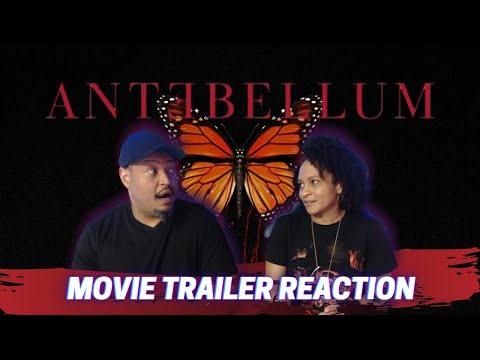 Antebellum – TRAILER REACTION!