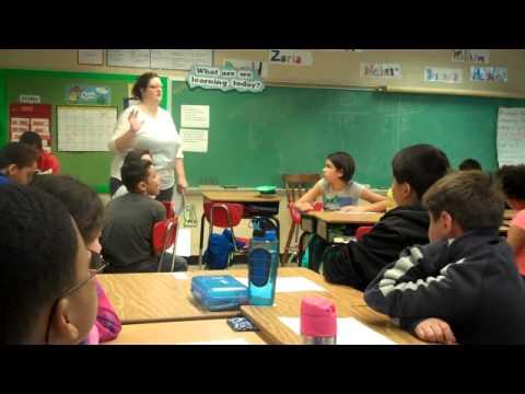 4th Grade Math- 95th Street School