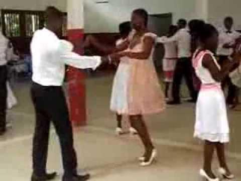 "Danses de Salon dit ""Assadiwoe"" au Togo"