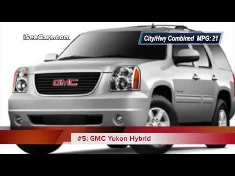 Best MPG Hybrid SUVs of 2013, Hybrids SUVs With Good Gas Mileage