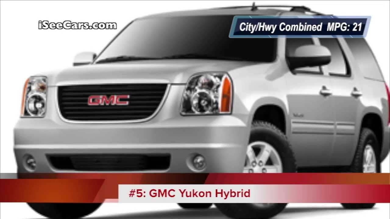 Best MPG Hybrid SUVs Of 2013, Hybrids SUVs With Good Gas Mileage   YouTube