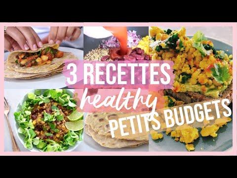 3-recettes-cheap,-express-&-healthy-🍠🥗🌯-|-sans-four-!!!-😍