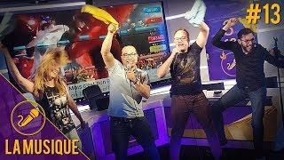 Team Max & Zouloux vs Team Dina & Maxime Chao - La Musique S2#13