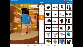 Get all those free stuff for free in roblox