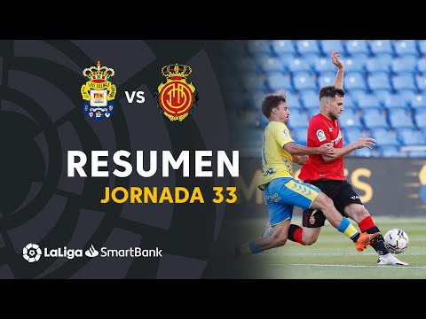 Las Palmas Mallorca Goals And Highlights