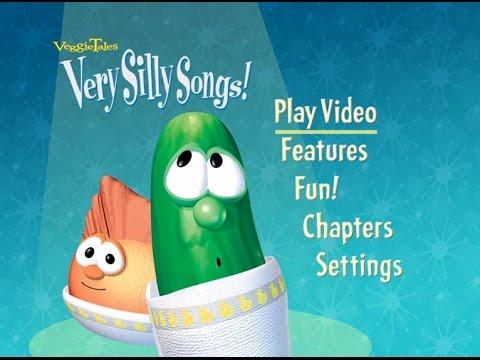 VeggieTales-Very Silly Songs! Menus