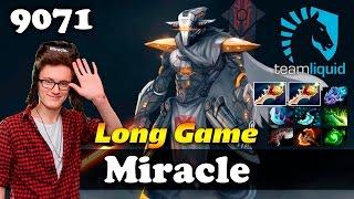 Miracle Juggernaut Long Hard Game   9119 MMR Dota 2
