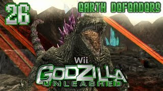 "Part 26 ""Story: Godzilla 2000 (Earth Defenders)"" - Godzilla: Unleashed [Wii]"