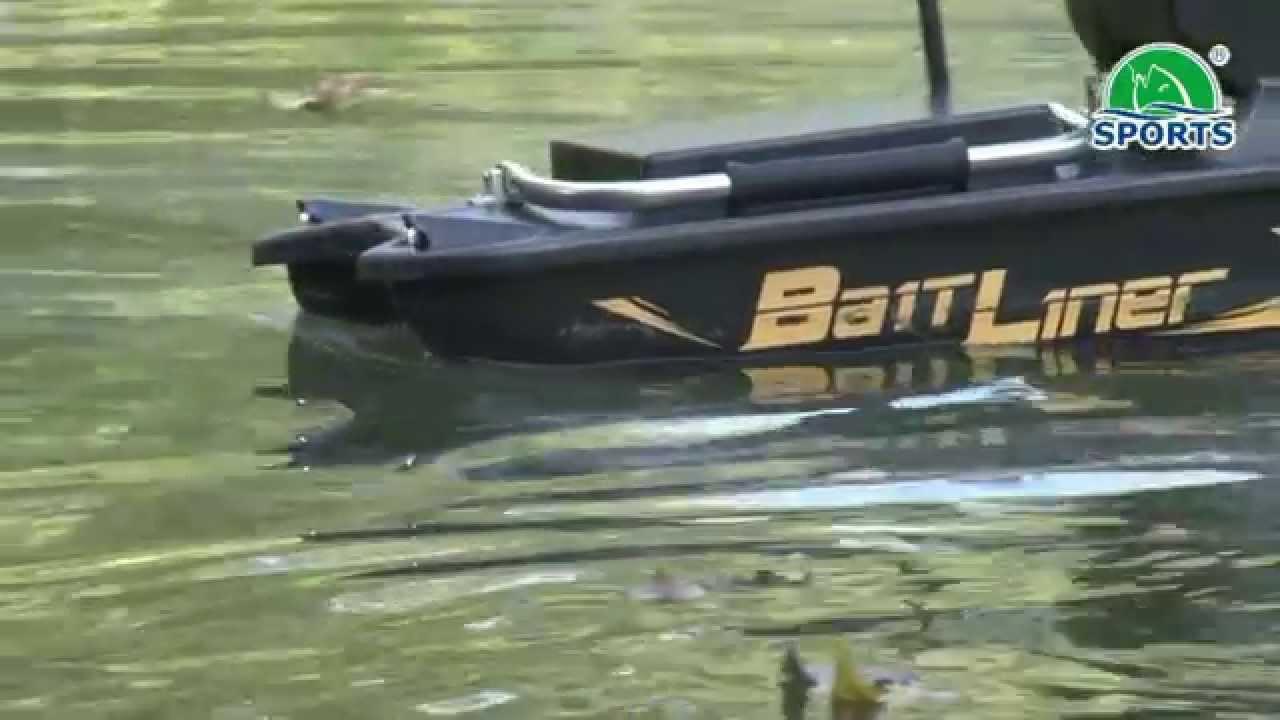 2d563a5a2 Najpredávanejšia rybárska vyvážacia loďka BL, obj.č.: 625 001 - YouTube