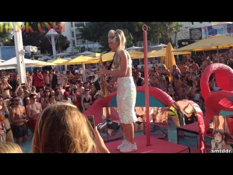 HedKandi Event @ Ocean Beach Ibiza Featuring Lovely Laura, 2017-07-17