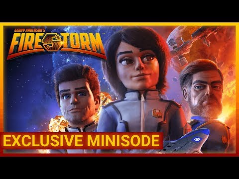 Gerry Anderson's Firestorm | Exclusive FULL Minisode