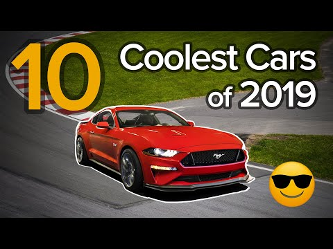 Top 10 Coolest Cars Of 2019