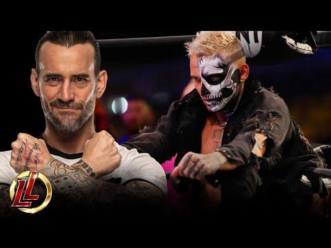 EL GRAN ERROR CREATIVO de AEW con CM Punk