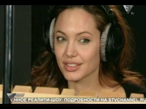 Кинозвезда. Анджелина Джоли / Movie Star. Angelina Jolie