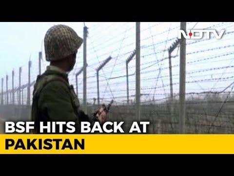 India retaliates after BSF jawan dies in Pakistan firing