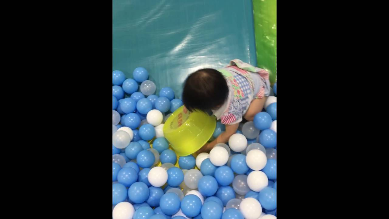 ソラマチ ボール プール