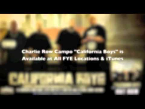 Charlie Row Campo - This Is Me - Taken From California Boys - Urban Kings
