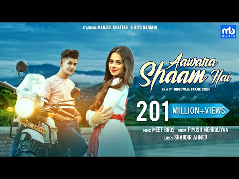 Download Lagu  Aawara Shaam Hai | Meet Bros Ft. Piyush Mehroliyaa |Gaana Originals| Manjul, Rits Badiani, Shabbir Mp3 Free