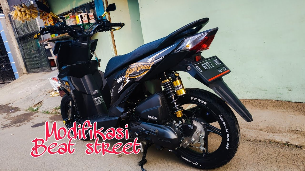 All Modifikasi Beat Street Part 15 By Yoga Official