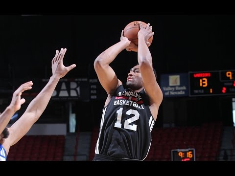 268469db7e10 Jabari Parker Dominates Against the Warriors - YouTube