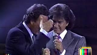 Julio Iglesias y Jose Luis Rodriguez Acapulco 1992 Torero