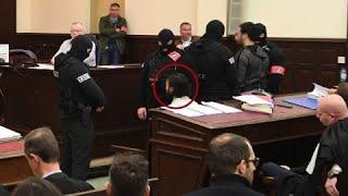 Salah Abdeslam: ce qu'il faut retenir de la première journée de son procès