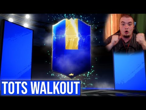 WOW - INCA UN WALKOUT TOTS INTR-UN NOU PACK OPENING LA FIFA 19