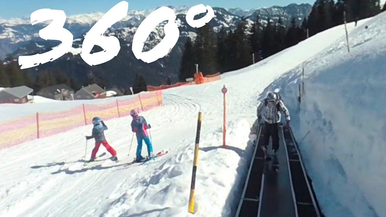 Download 360° Pizol: Förderband Pardiel (Zauberteppich)