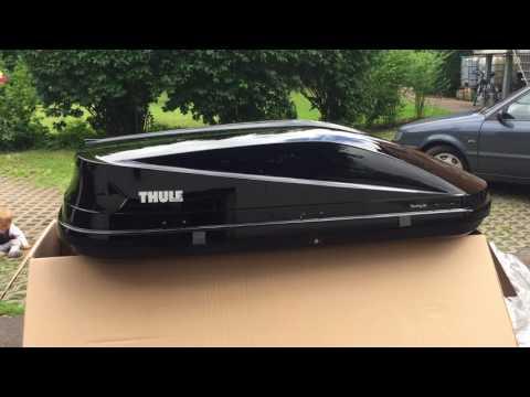 Thule Roof Box Review Doovi