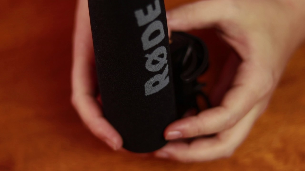 How To Install Rode Video Mic Pro Battery Tutorial