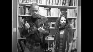 "Amy Winehouse ""Valerie"" Ukulele cover by Lt & The Great Scotts"