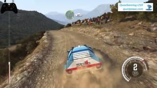 Nouvel essai sur le défi quotidien de Dirt Rally