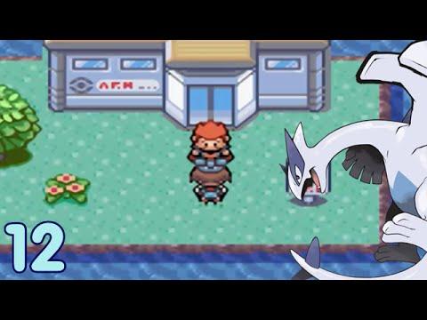 Pokémon Silver Moon - Ep 12 : Peter, Sandra, Enteï et Red !