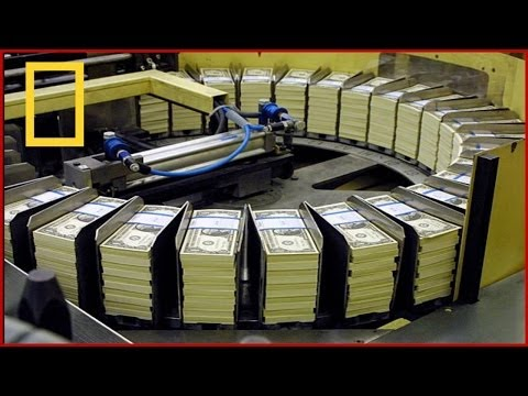 National Geographic Megastructures - World's Biggest Money Factory - BBC Documentary History