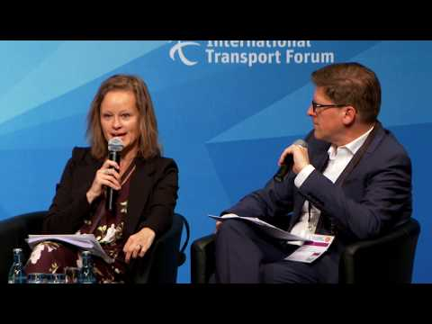 MaaS presented at the international transportation forum in May 2019