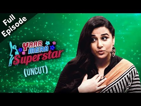 'Tumhari Sulu' Star Vidya Balan On Yaar Mera Superstar 2