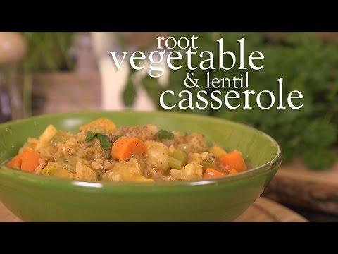 Slimming World Syn Free Root Vegetable Lentil Erole Slow Cooker Recipe