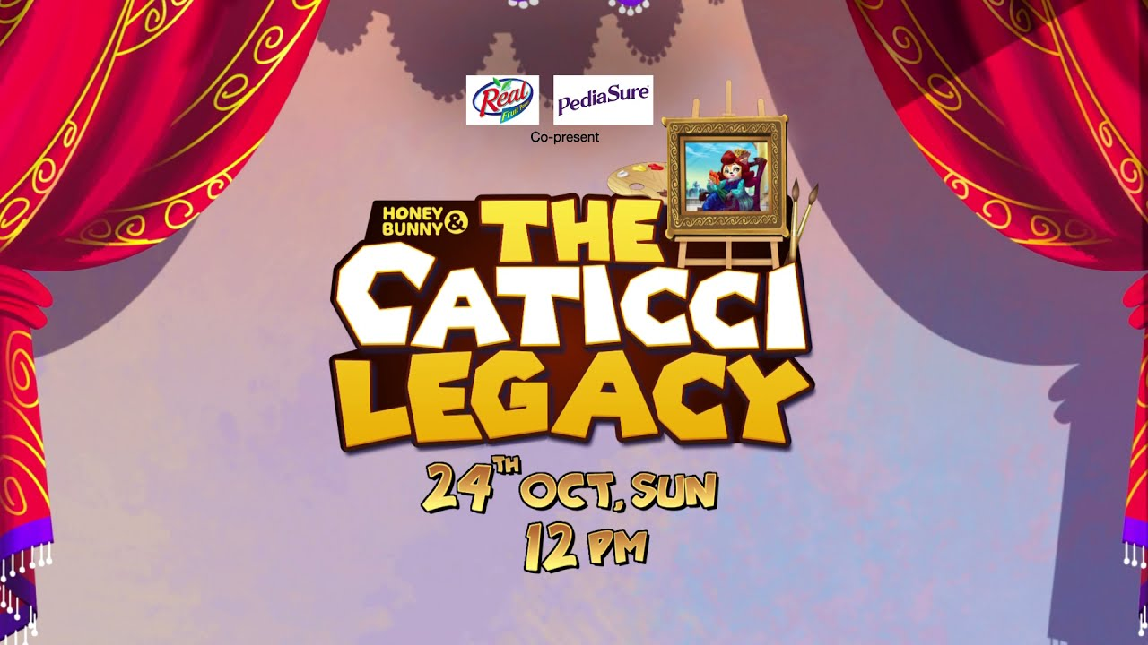 Honey Bunny and the Caticci Legacy   New Movie Premiere