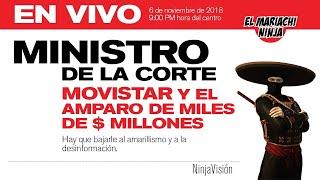 Ministro de la Corte | Movistar y el amparo de miles de $ millones