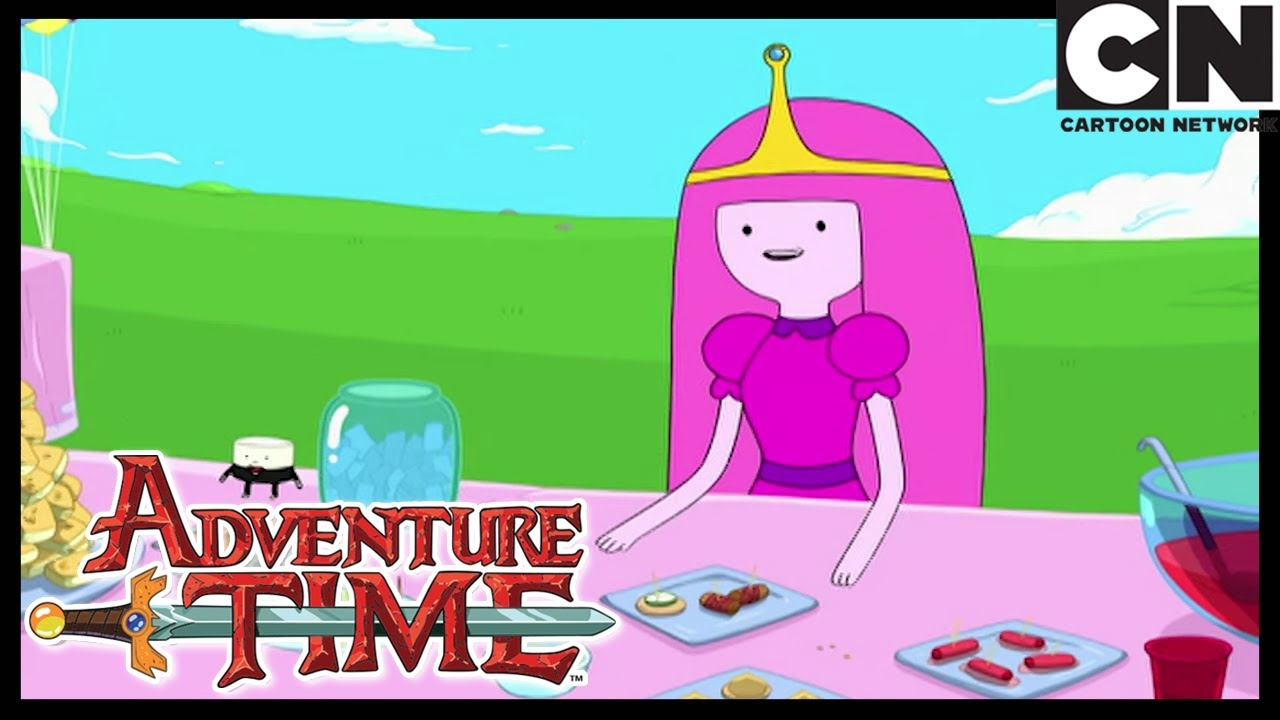 Princess Potluck | Adventure Time | Cartoon Network