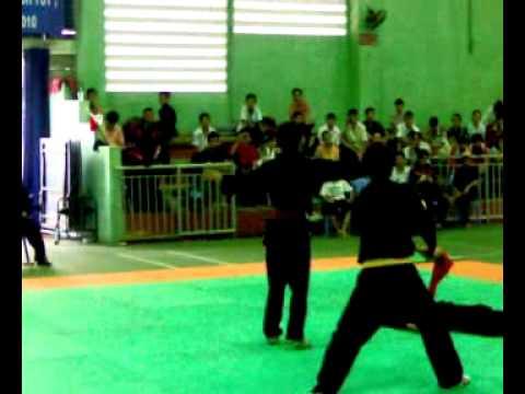 Đối luyện tay không binh khí (Võ thuật cổ truyền) - Minh Thiên