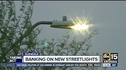 "Glendale making ""full conversion"" to LED streetlights"