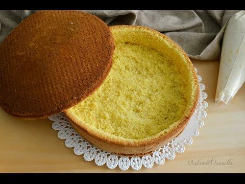 Come tagliare e farcire perfettamente il pan di spagna - Rafano e ...